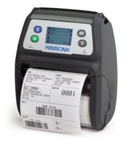 Printronix-M4L-Thermal-Printer-Front-With-Label